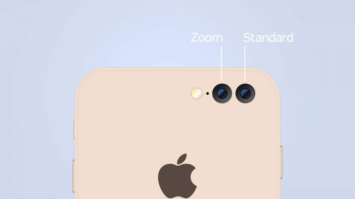 IPhone 7 Dual Camera Concept Based On Apple's Patent Filing