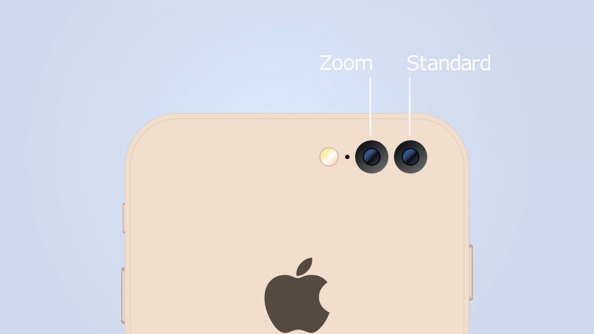 iPhone 7 Dual Camera Concept