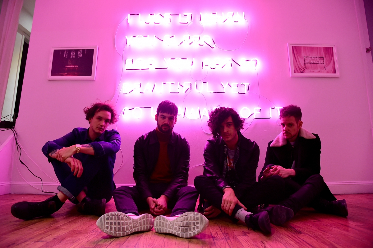 The 1975 Tour 2016 Where To Buy Tickets For Band S