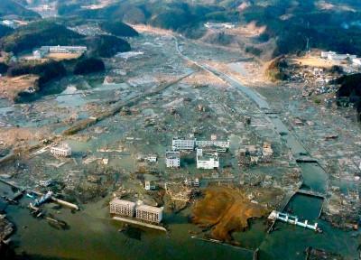 Japan tsunami