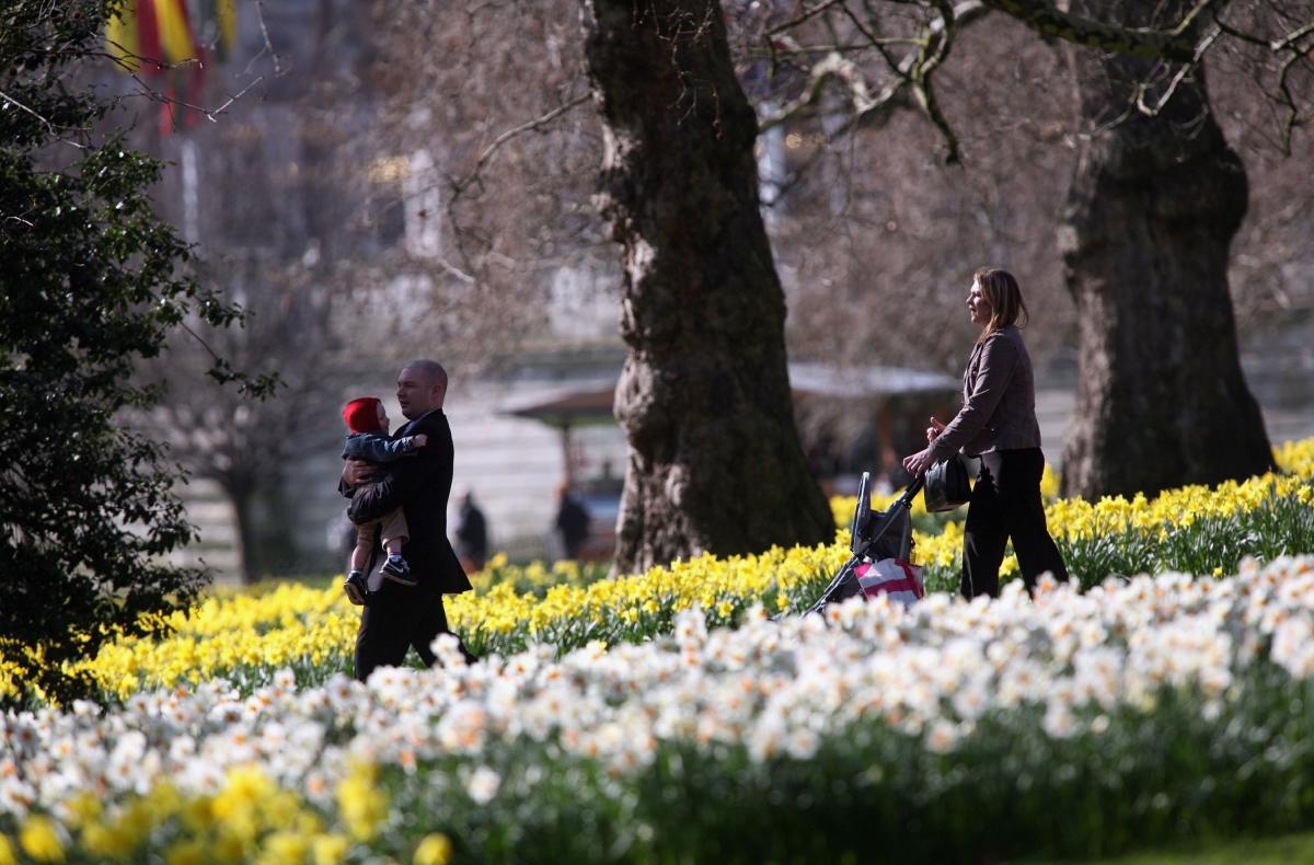 UK spring