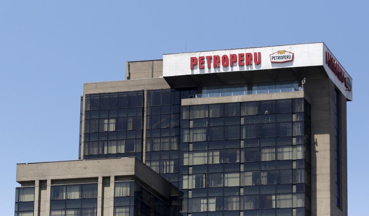 Petroperu oil spill