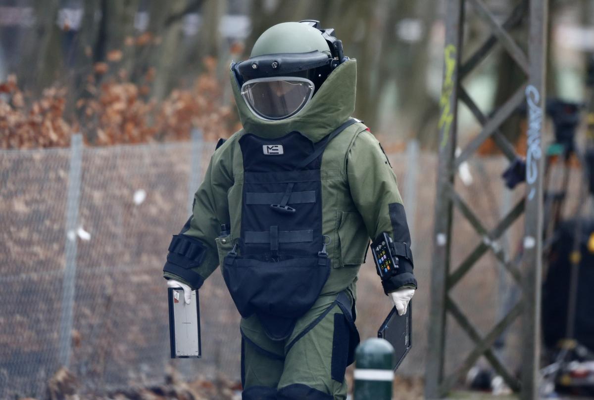 Denmark terror plot