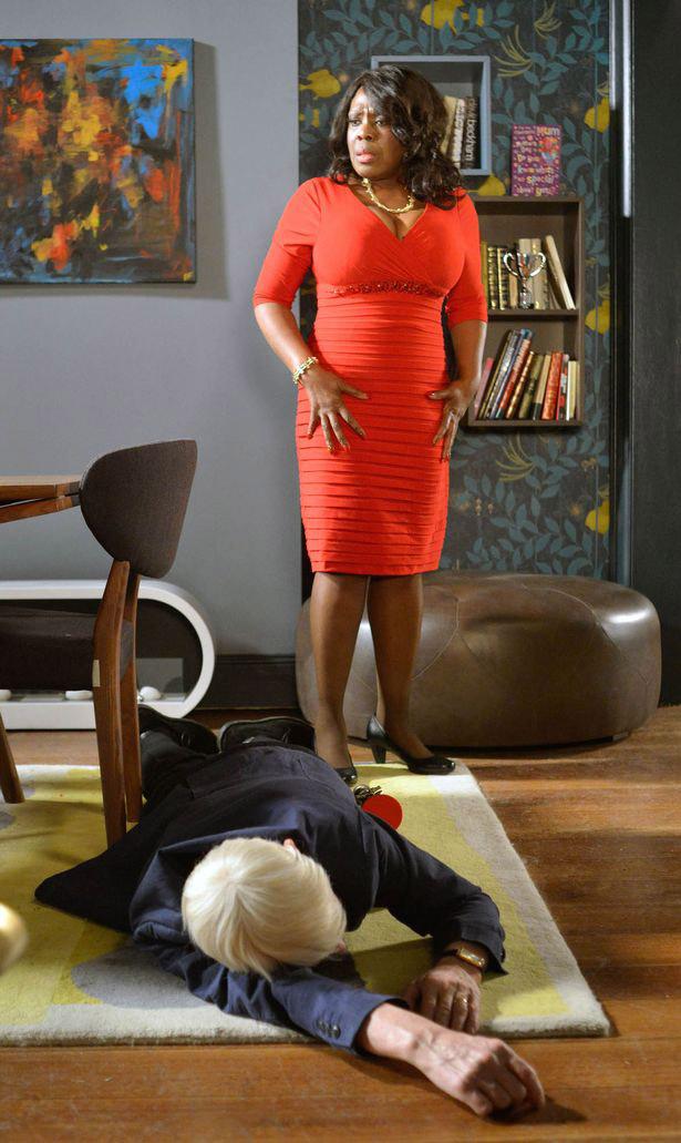 Claudette kills Gavin?