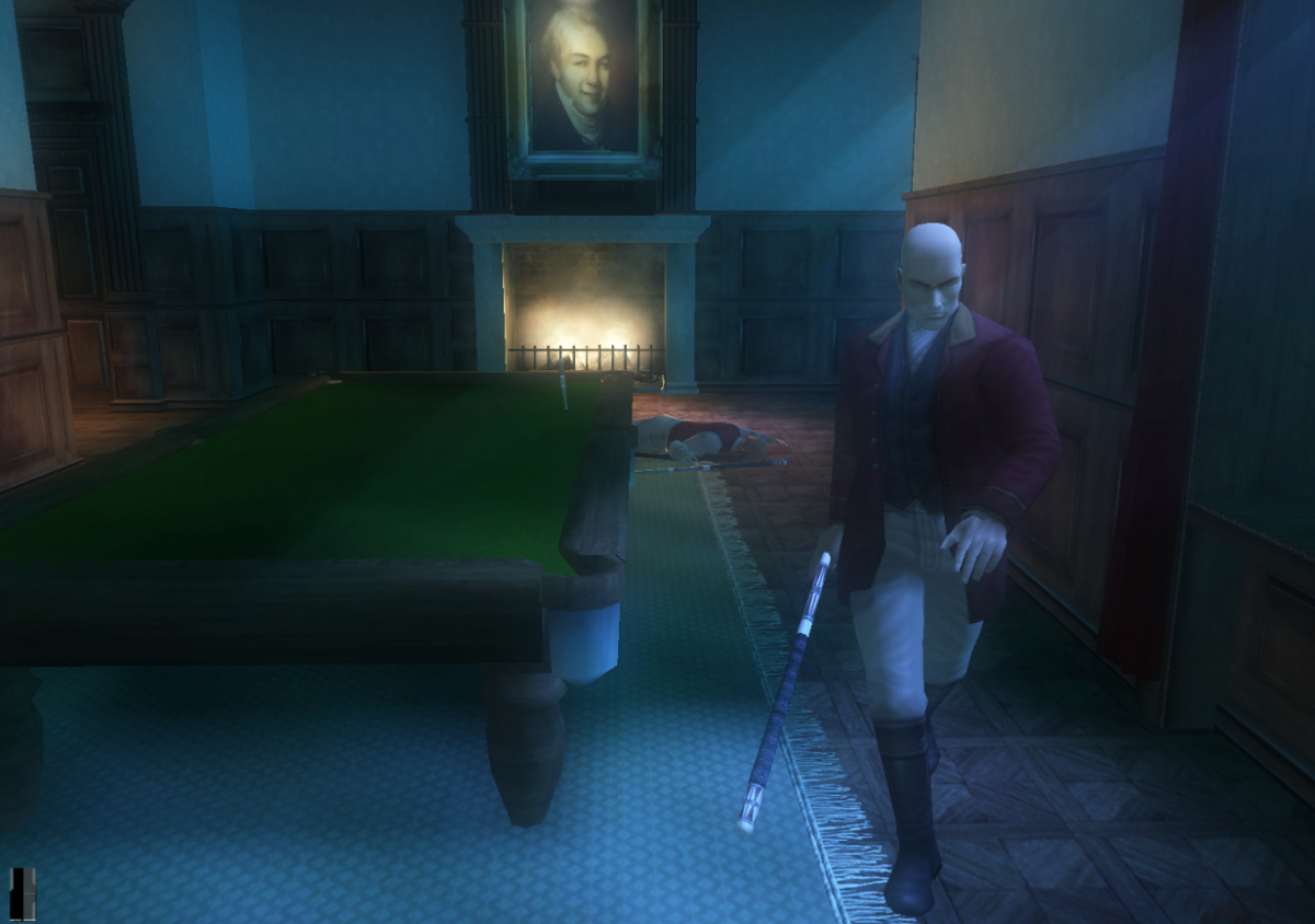 Hitman Contracts Beldingford Manor