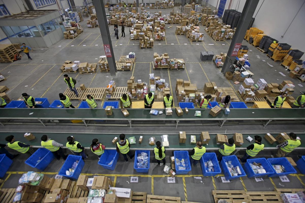 Amazon, Tesco, Argos and other online retailers could be hit by a decline in warehouse space, LSH says