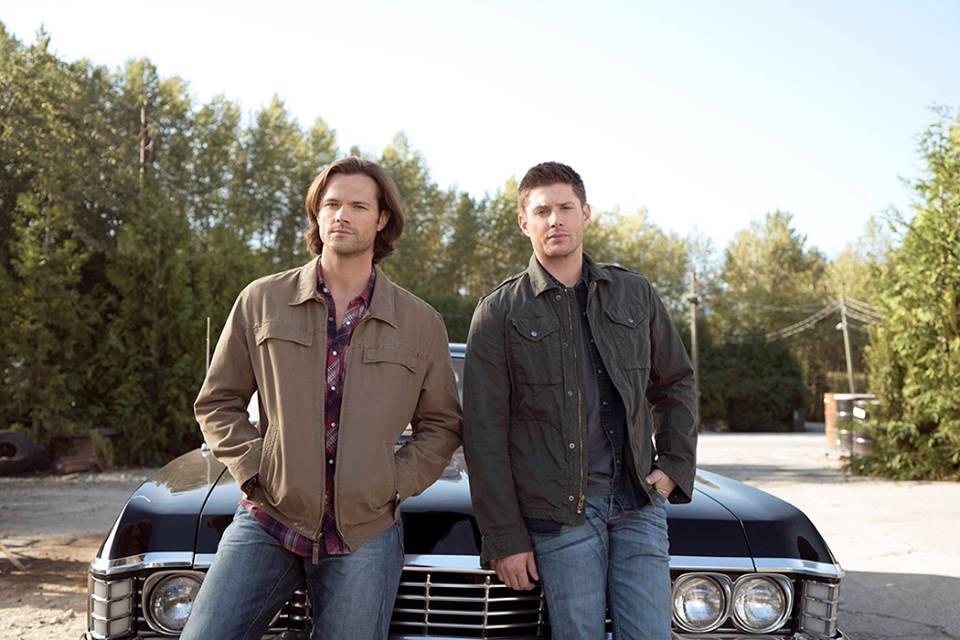 Resultado de imagem para supernatural 13 season sam and dean