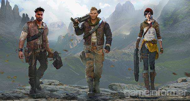Gears of War 4 JD Kait Del