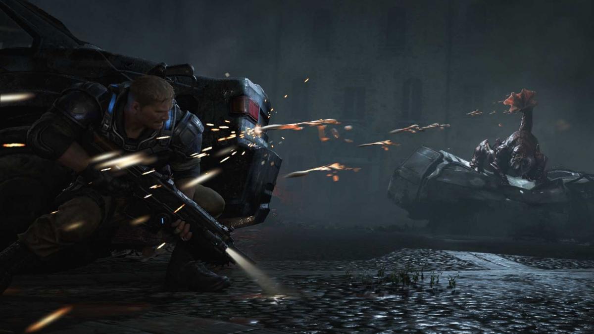 Gears of War 4 Screenshot Xbox One