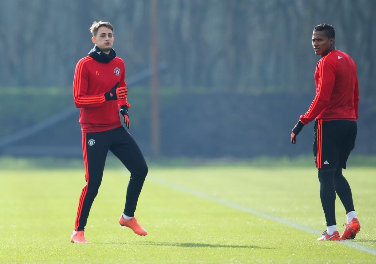 Manchester United Antonio Valencia