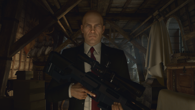 Hitman 2016 Agent 47 Paris