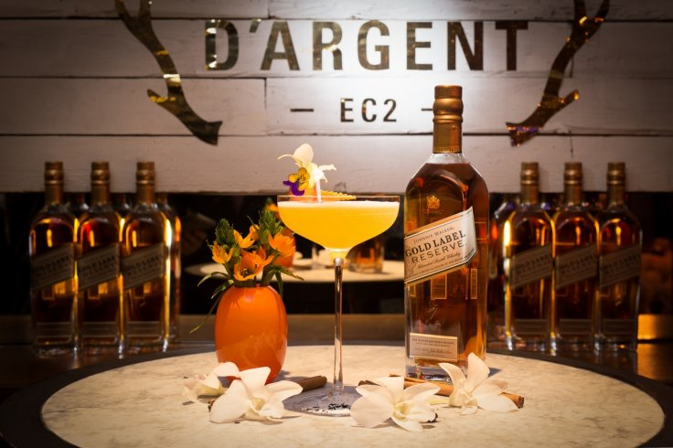 the golden square cocktail