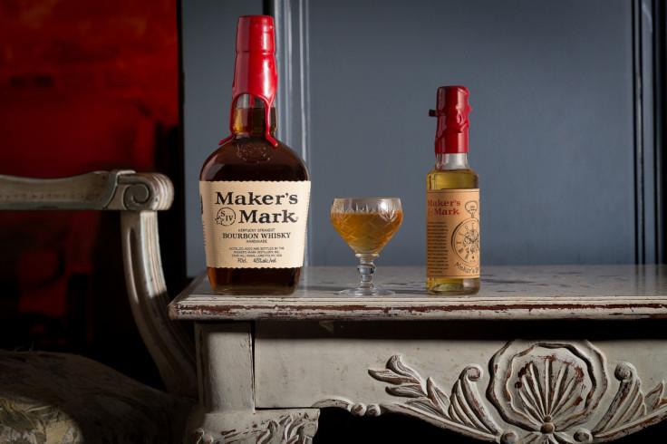 Maker's Baker cocktail