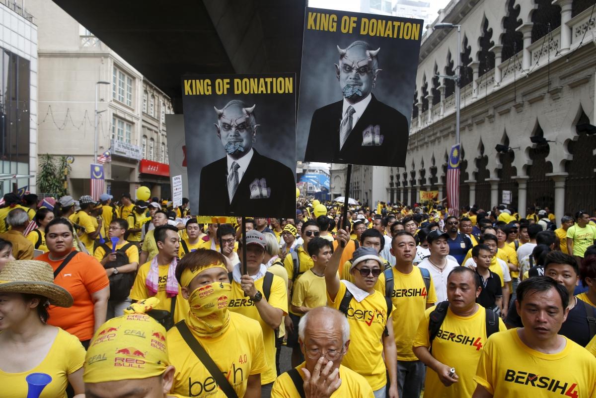 Malaysia corruption
