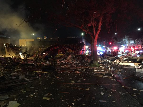 Seattle Explosion Greenwood