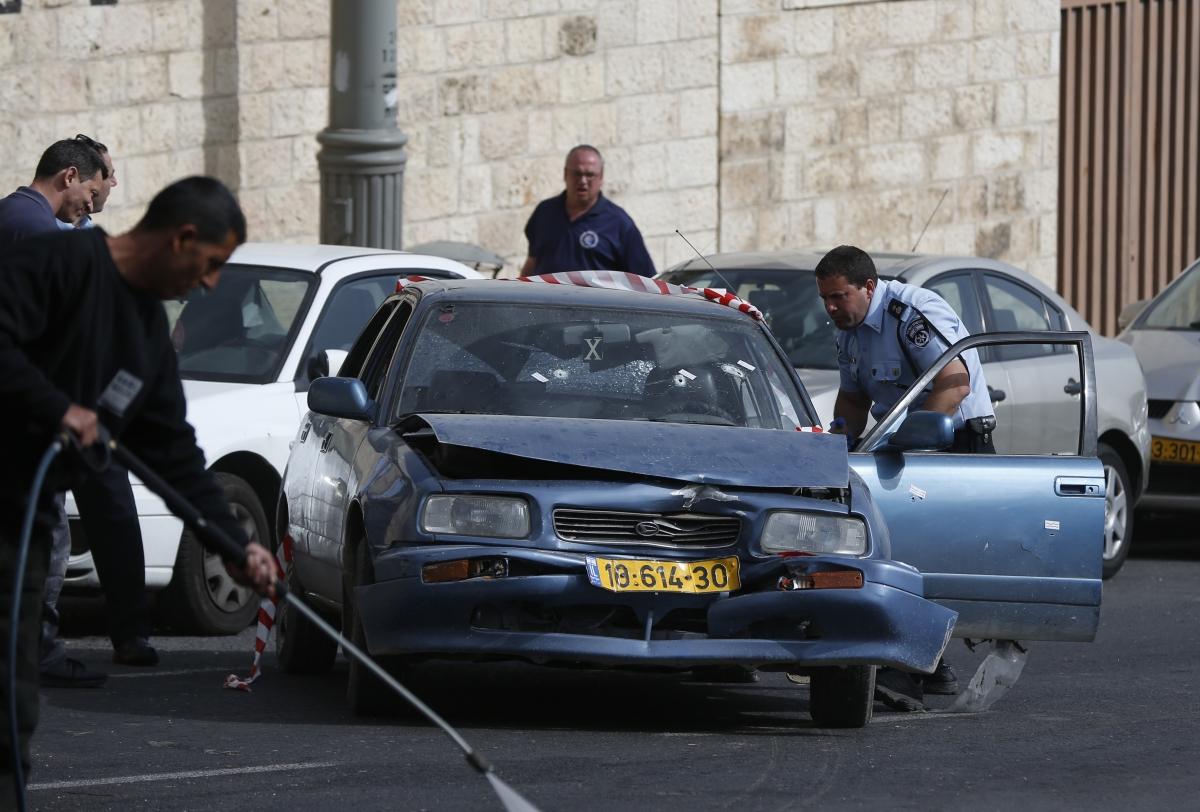 Jerusalem attack