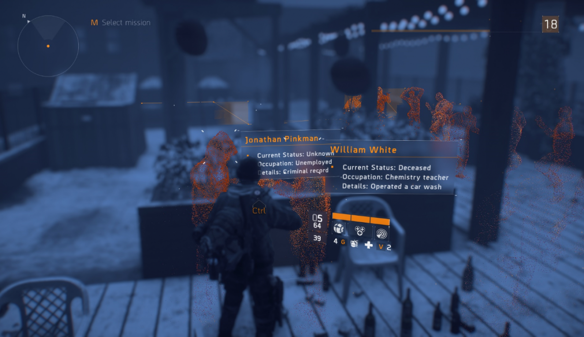 The Division Breaking Bad Reference
