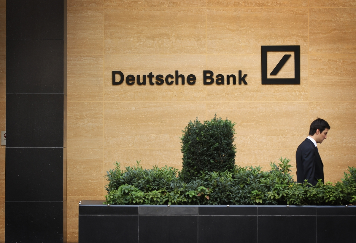 Deutsche Bank asked to pay $14bn byUSDoJtosettleclaimsrelatedtoresidentialmortgage-backedsecurities