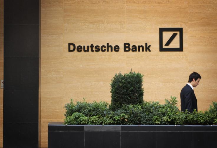 Deutsche Bank asked to pay $14bn byUSDoJtosettleclaimsrelatedtoresidentialmortgage-backedsecurities