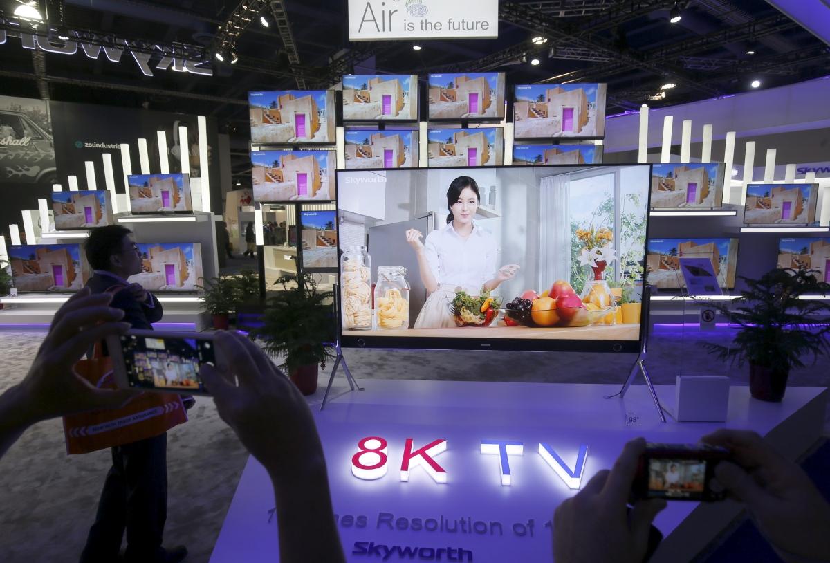 8k-television-demo