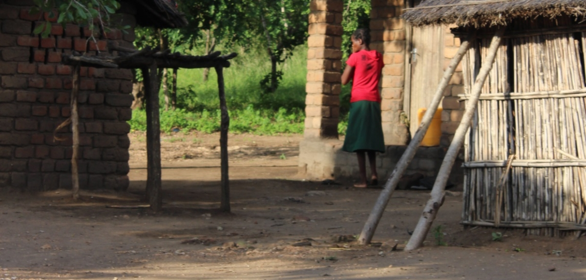 Malawi drought and education
