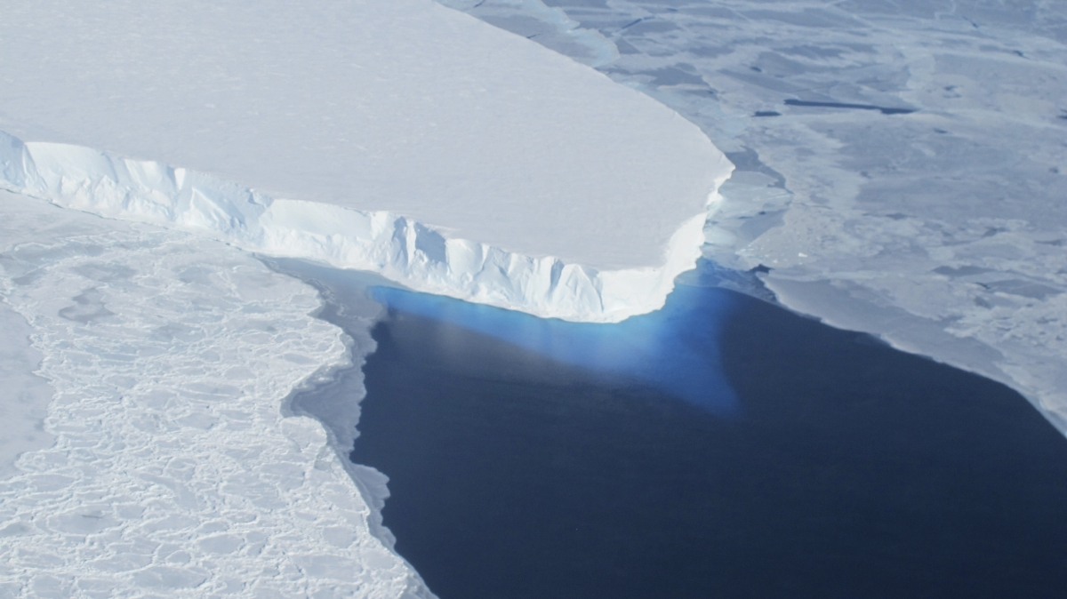 antarctica sea levels