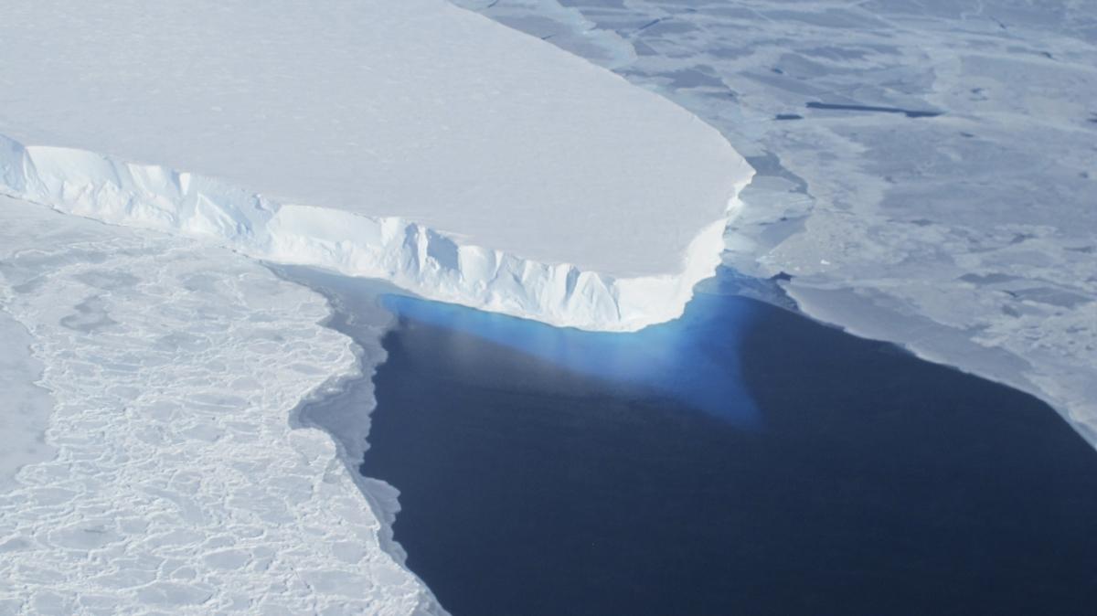 antarctica sea levels