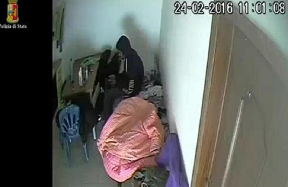 Italy Somali jihadi arrested