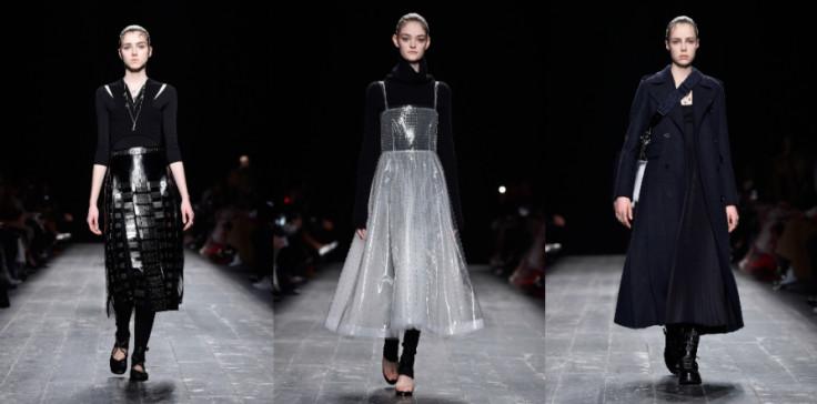 Paris fashion week chanel valentino