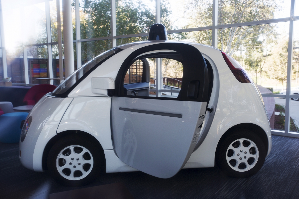 Google driverless cars to be tested in UK streets, says Alphabet executive chairman Eric Schmidt
