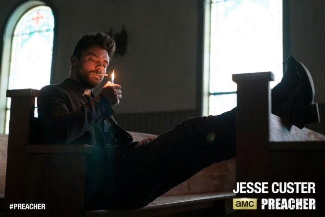 Preacher TV series