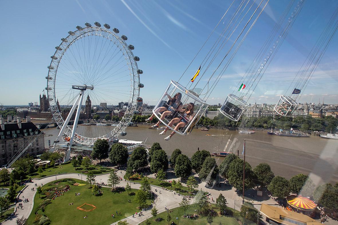 London sixth most expensive city but cheaper than Singapore, Zurich, New York, Geneva and Hong Kong, EIU says