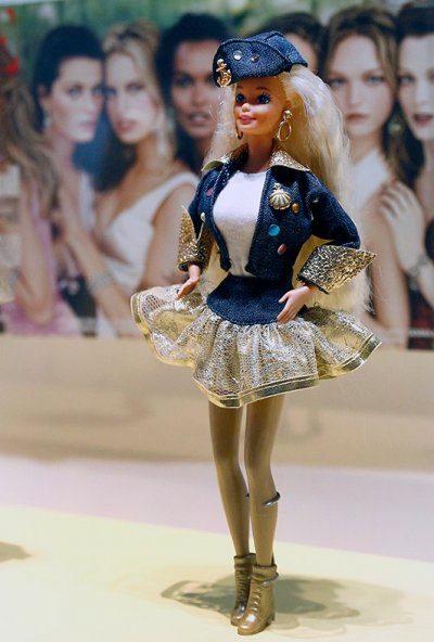 Barbie Life of an Icon