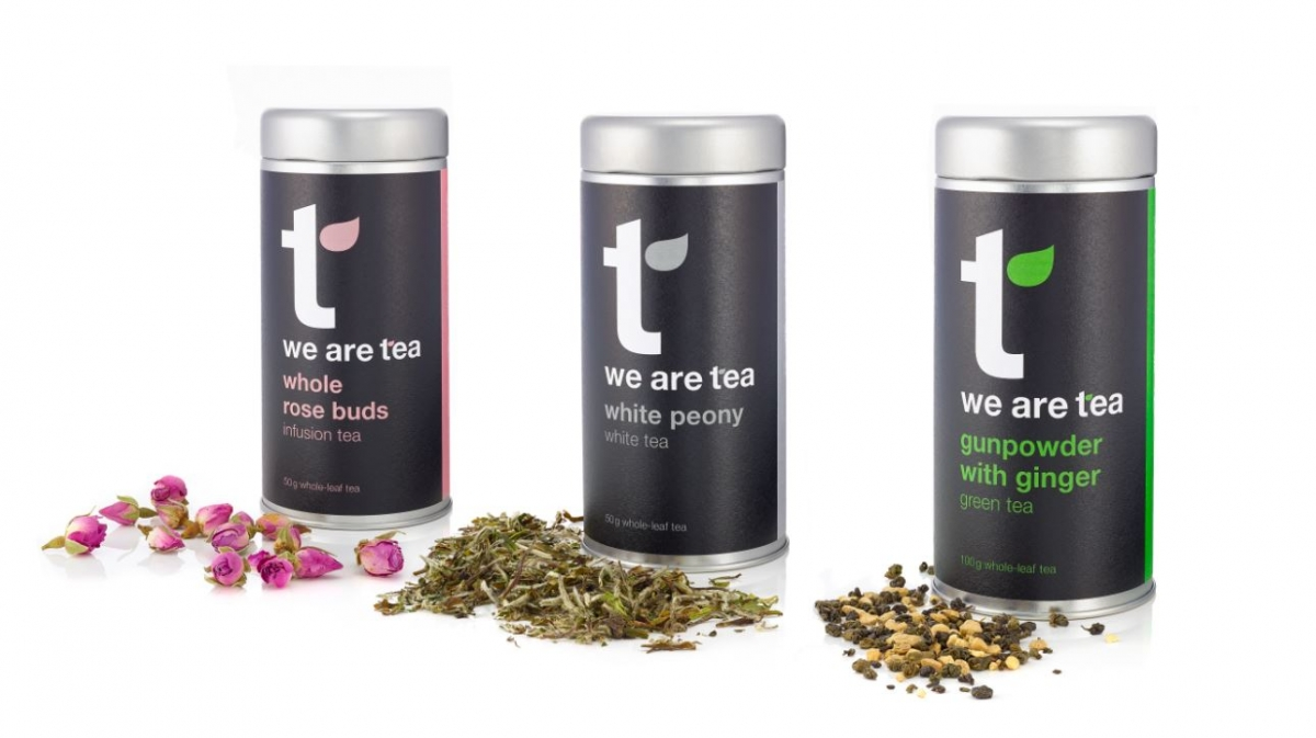 We are tea blends
