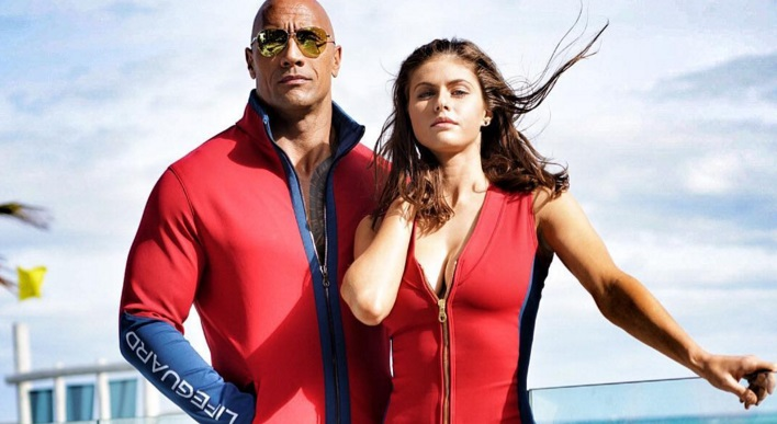Baywatch movie
