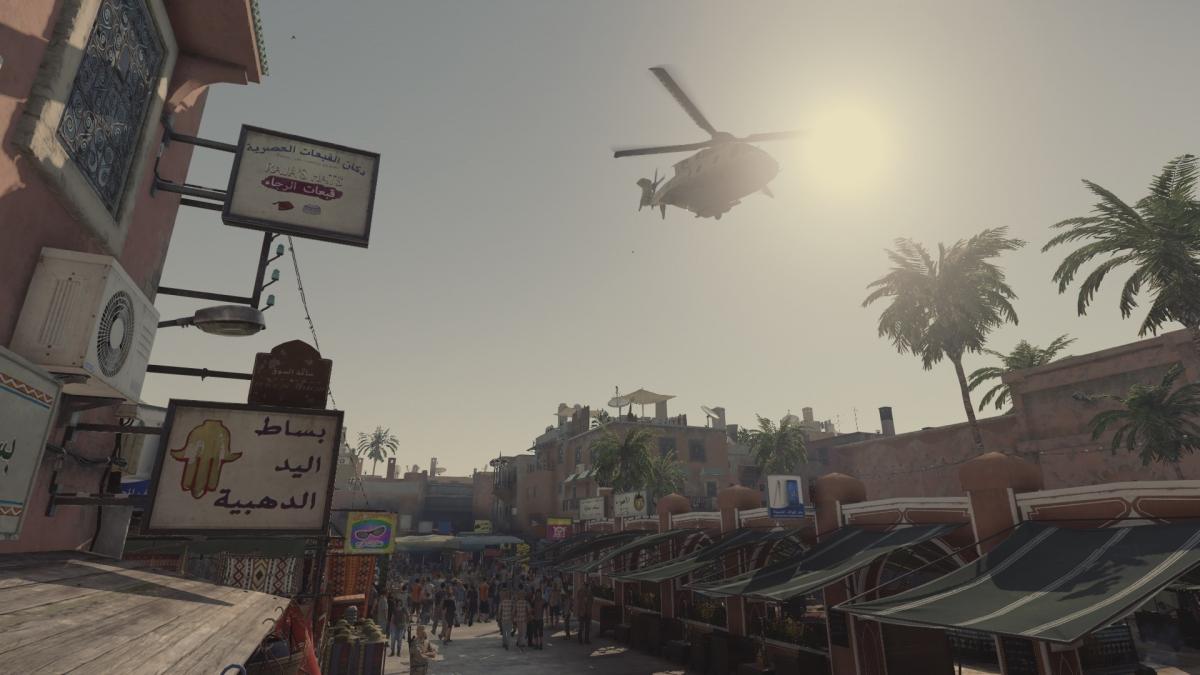 Hitman 2016 Marrakesh Episode Mission