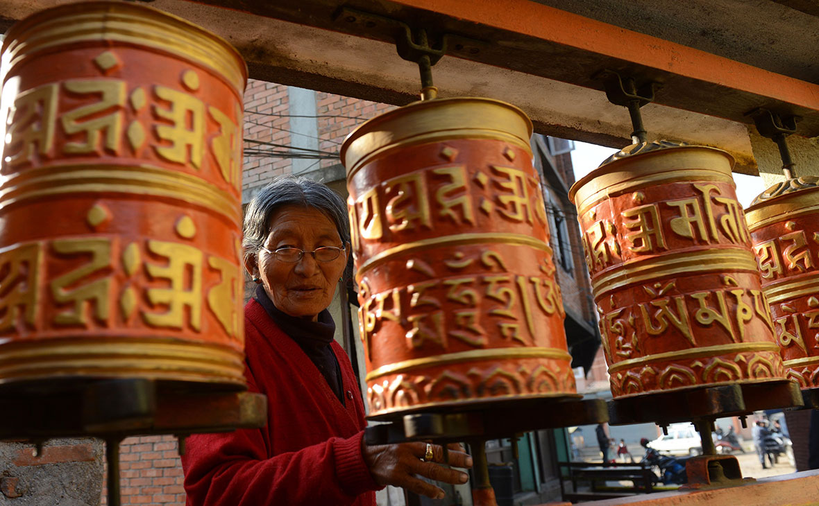 Tibetan Uprising