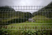 Swiss asylum centre