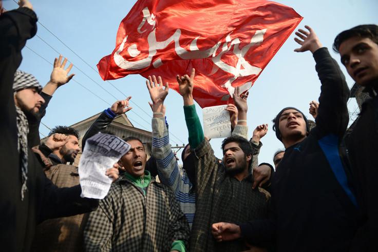 Saudi excecution protest