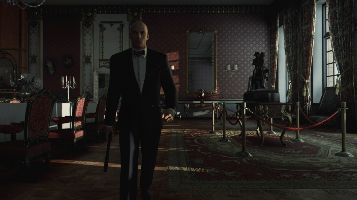 Hitman 2016 Agent 47 Paris Tuxedo