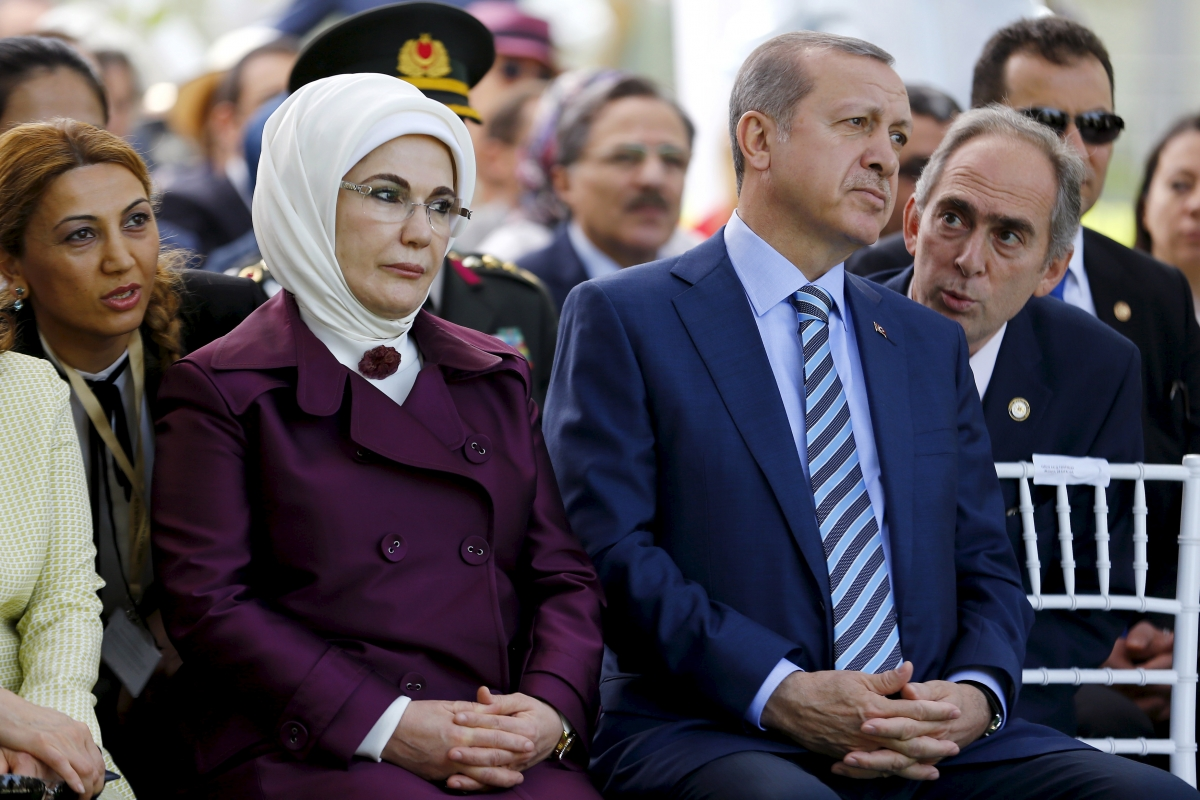 Frau Von Erdogan