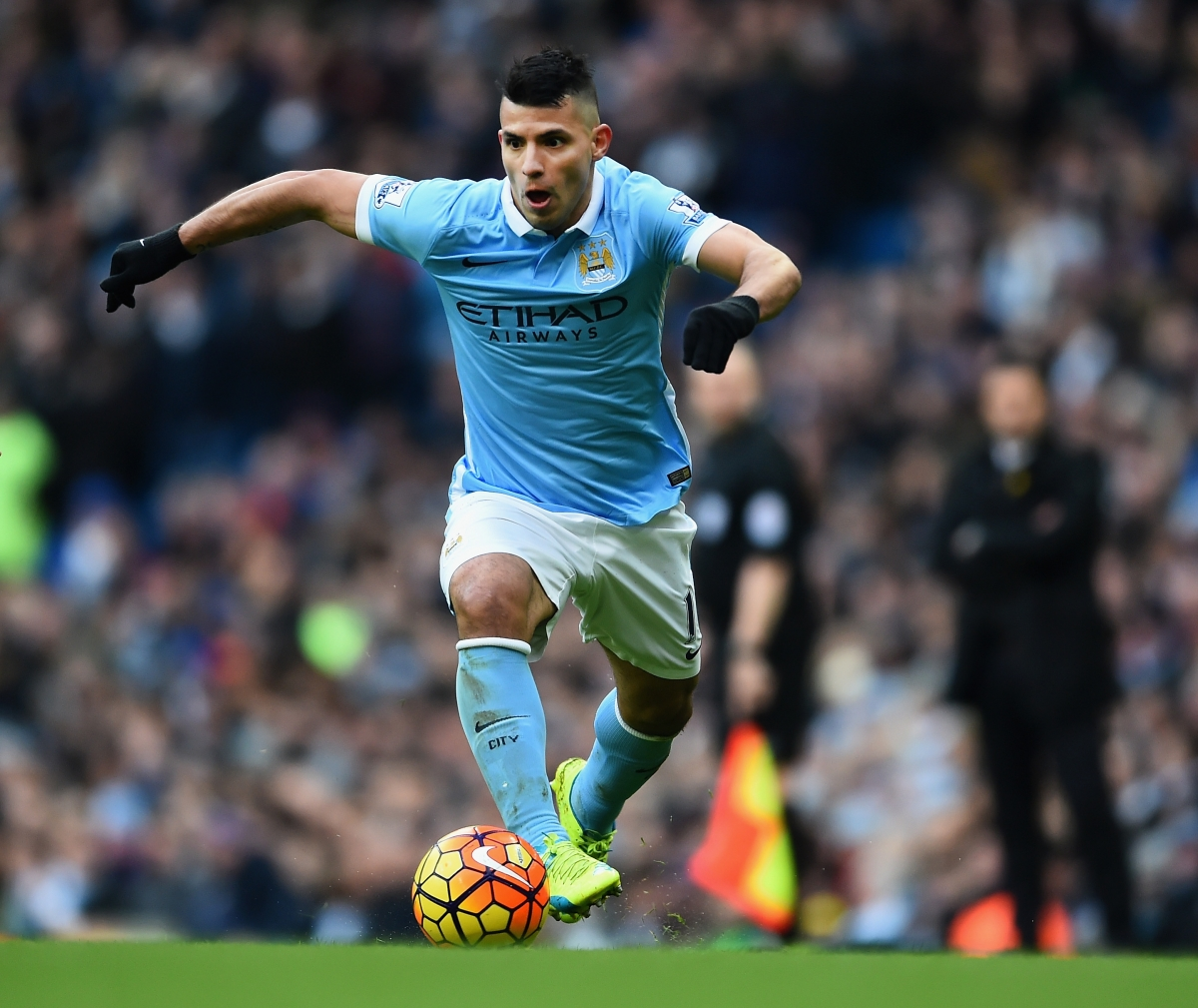 Sergio Aguero will walk away from Manchester City to join Independiente after 2018 World Cup