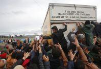 Migrant crisis Greece Macedonia Idomeni