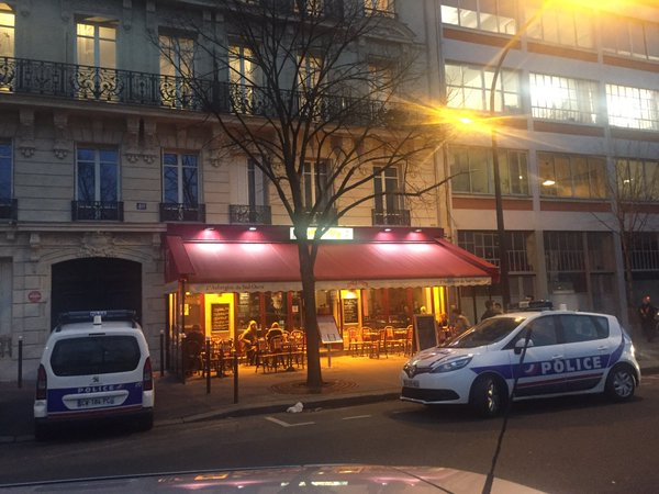 Paris restaurant shooting