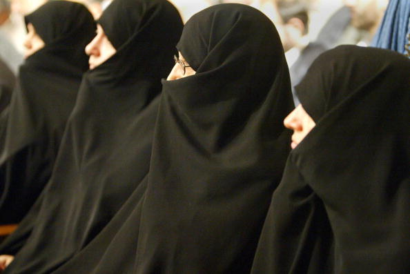 Iran women MPs