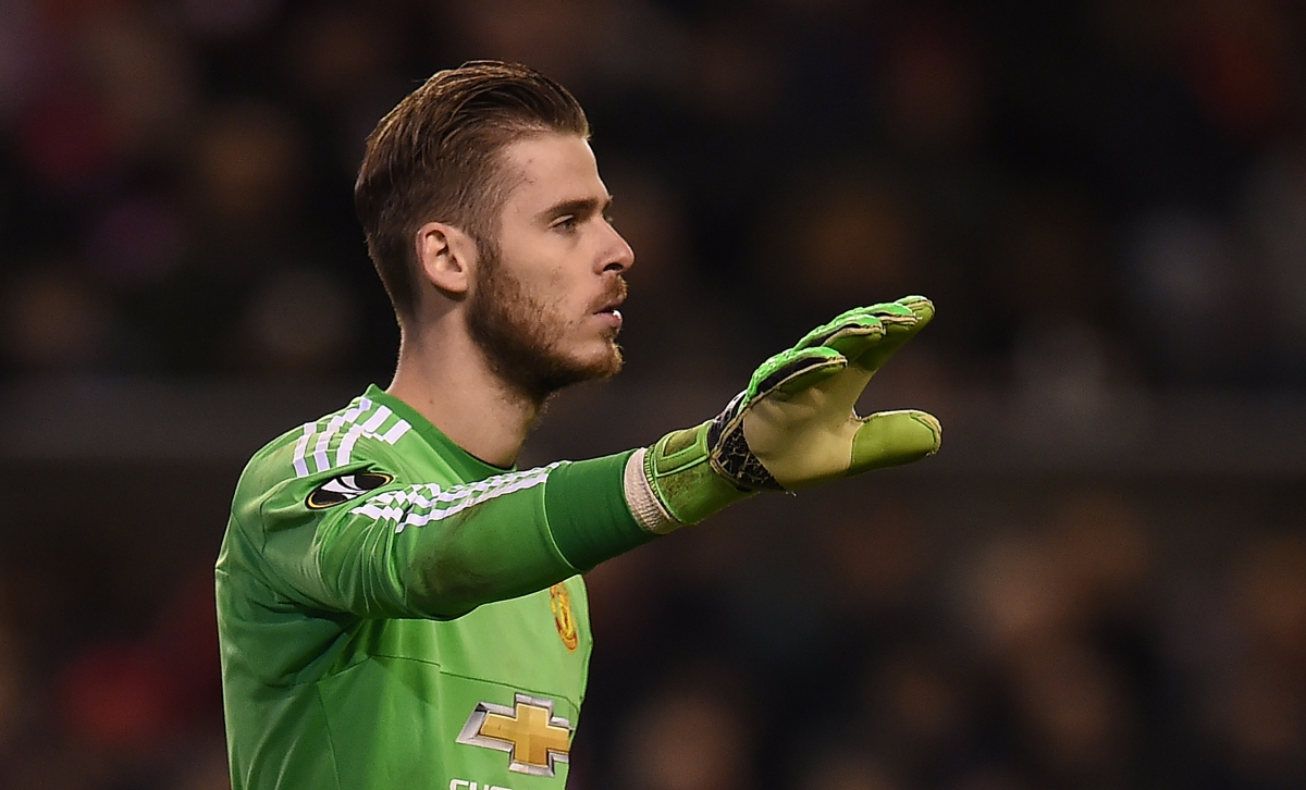 David de Gea was brilliant in goal