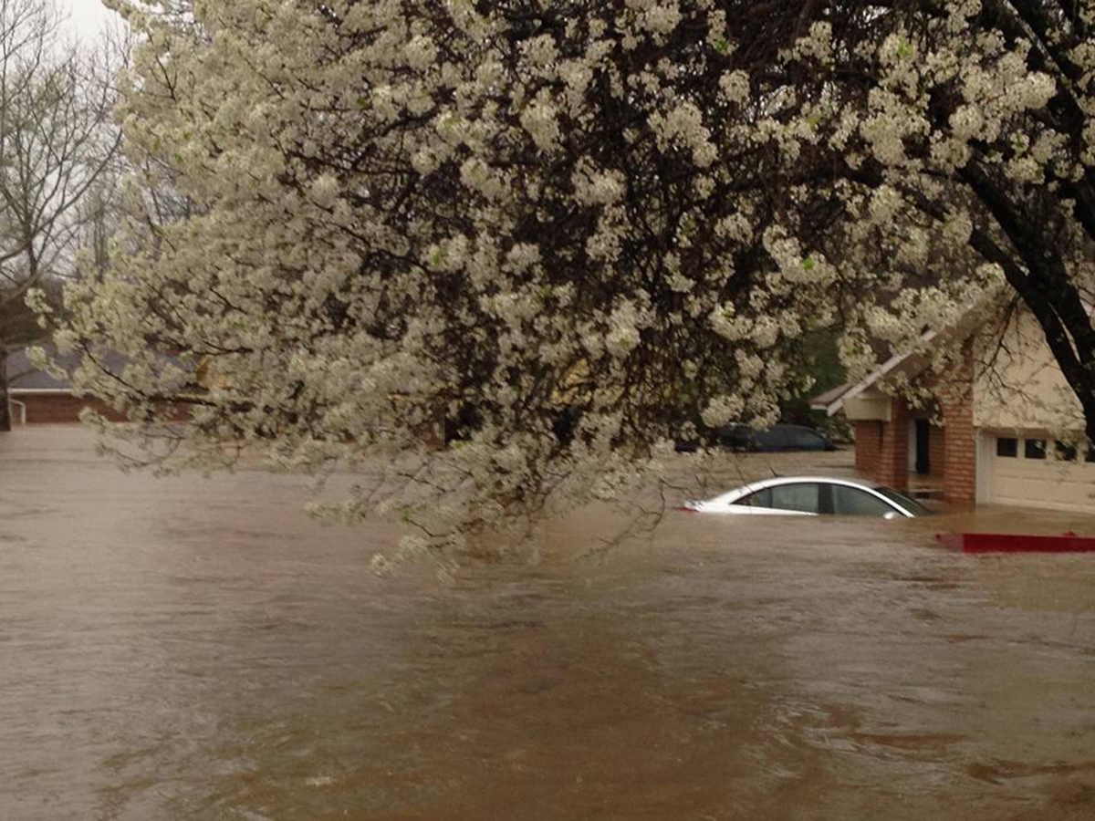 Louisiana flodding