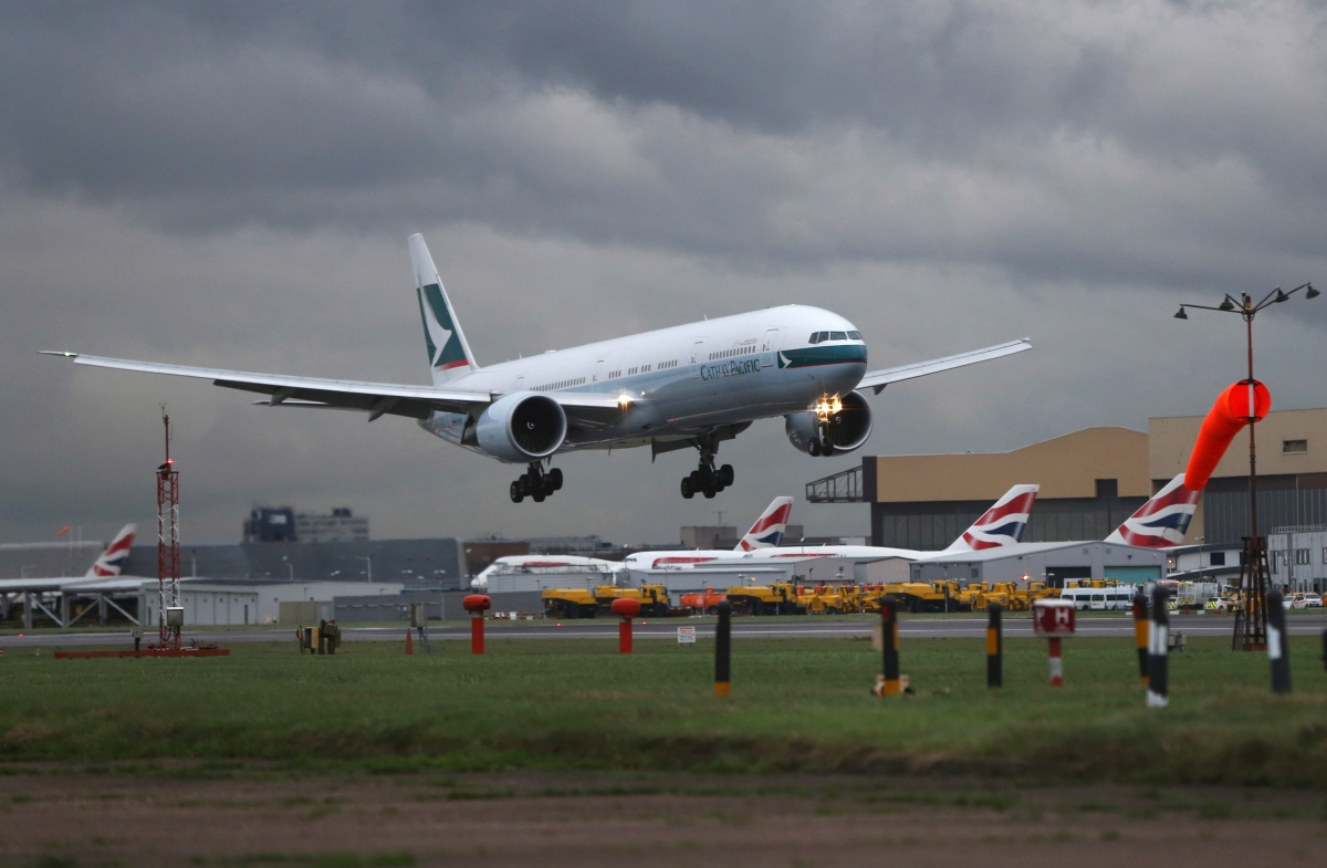 British Airways, Norwegian, Cathay Pacific, WestJet and Thomson will serve Gatwick's 20 extra routes