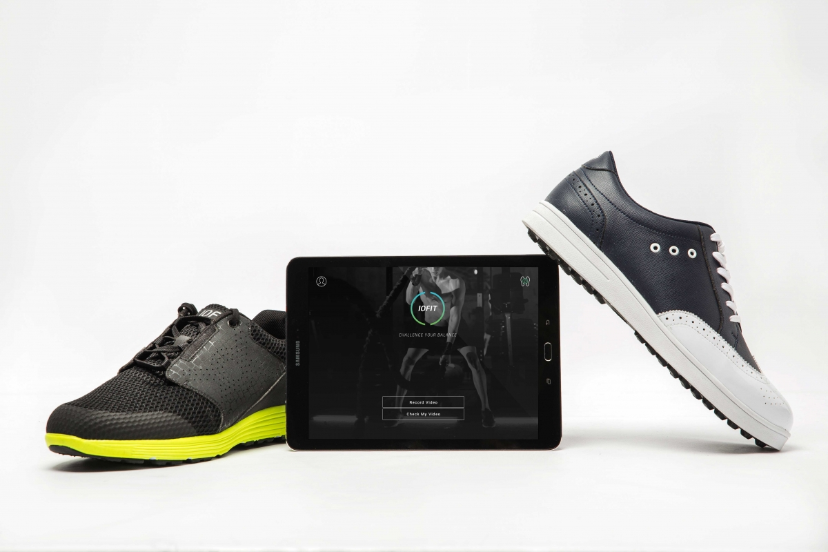 Fitness Wearables: Samsung-backed IOFIT's smartshoes are a performance machine and not just a fitness tracker