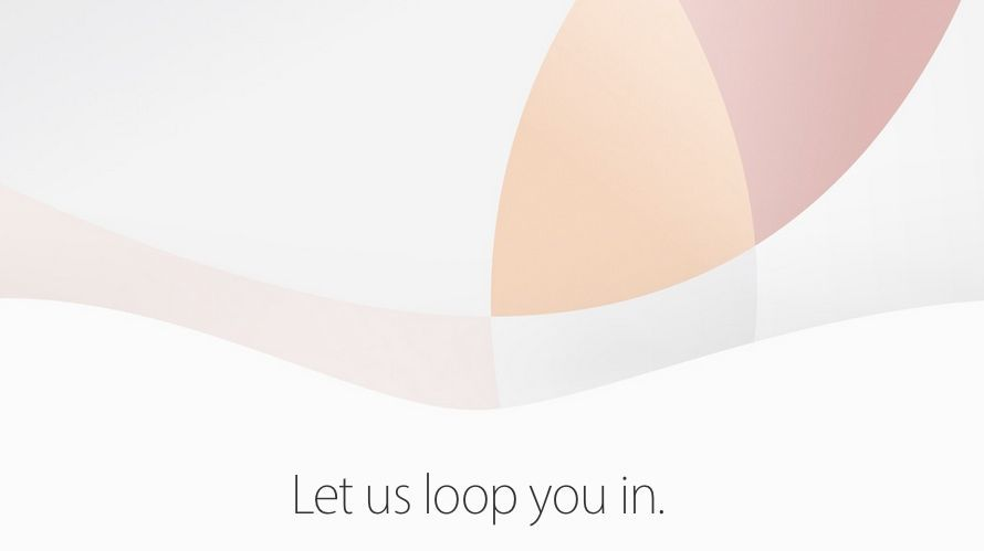 Apple event invite 21 March